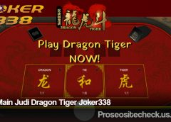 Tips Main Judi Dragon Tiger Joker338